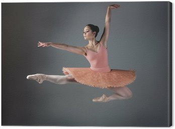 Samice tancerz baletu