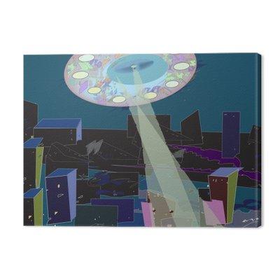 Ufo rozpromieniony