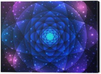 Święty symbol geometrii. Mandala elementem tajemnicą