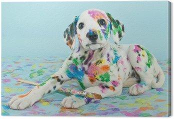 Malowane Puppy