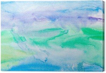 Kolor gładzi akwareli sztuki