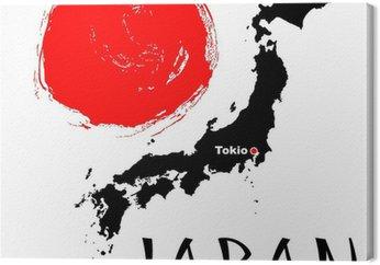Ilustracja temat Japan