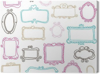 Photo frame drawing icon element vector illustration in vector