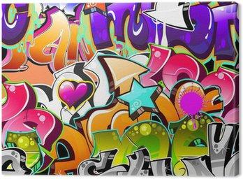 Graffiti Urban Art tle. powtarzalne projekt