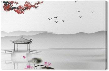 Chińskich malowanie
