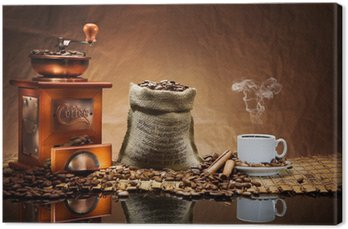 Akcesoria do kawy na macie