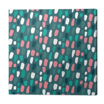 Jednolite wzór z ręcznie rysowane abstrakcyjne konfetti tekstury.