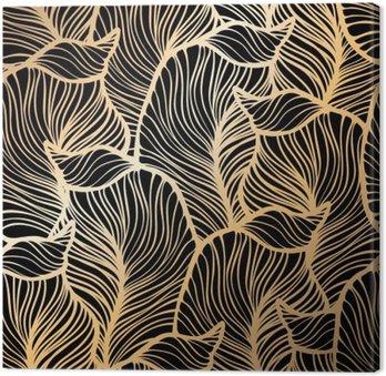 Damask seamless floral pattern. Royal wallpaper.