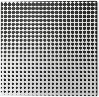 Streszczenie półtonów. Czarne kropki na białym tle. Półtonów. kropki rastra wektorowe. półtonów na białym tle. Tło dla projektu