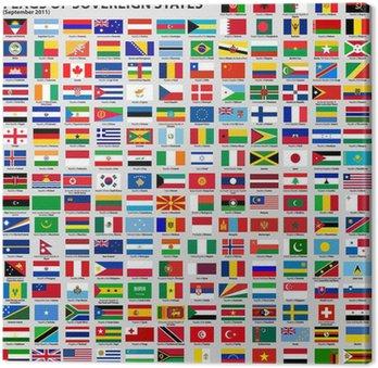 Flagi państw suwerennych