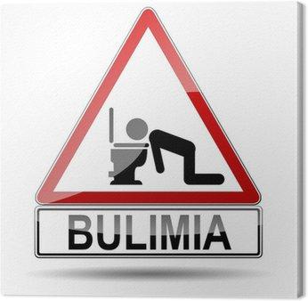 Sygnał niebezpieczeństwo Bulimia