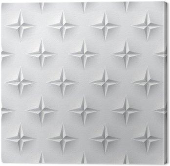 Biały 3d bez szwu tekstury
