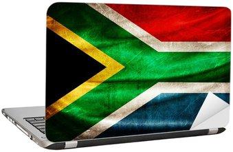 Grunge flag series - Republika Południowej Afryki