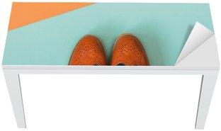 Nálepka na Stůl a Pracovní Stůl Životní styl